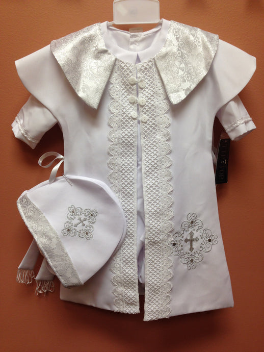Baptism Boy Outfit - BB32