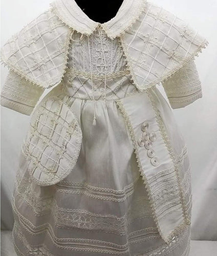Baptism boy's outfit-P-BB125