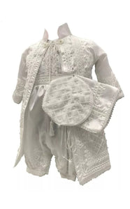 Baptism boys outfit-P-BB127