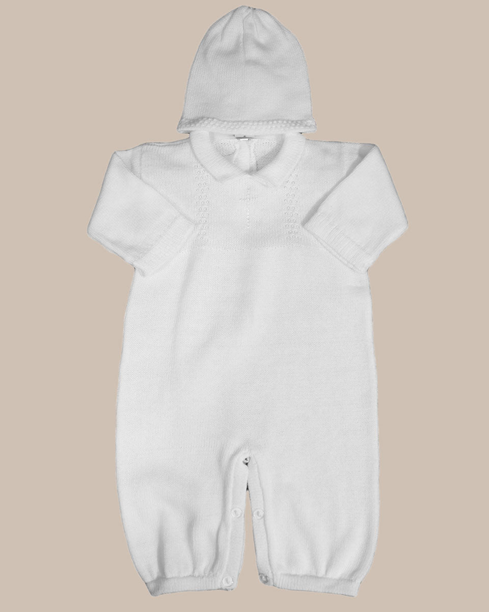 Baptism Boy Outfit - BB36