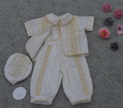 Baptism boys outfit-PR-BB138