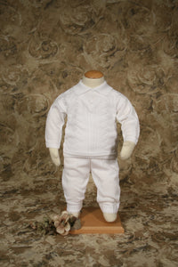 Baptism Boy Outfit - BB99