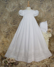 Load image into Gallery viewer, Baptism Girls Gown - BG125