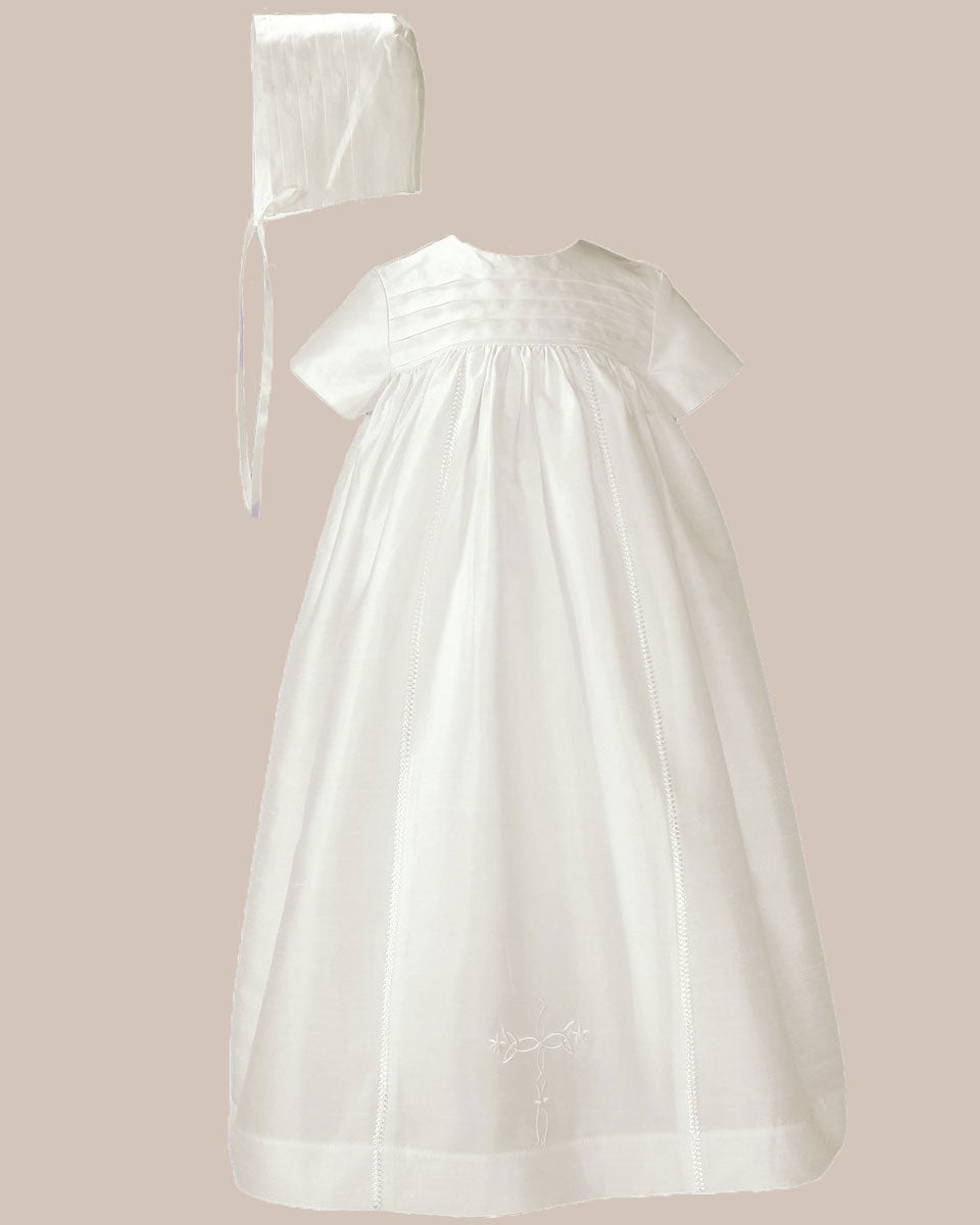 Baptism Boy Gown - BB100