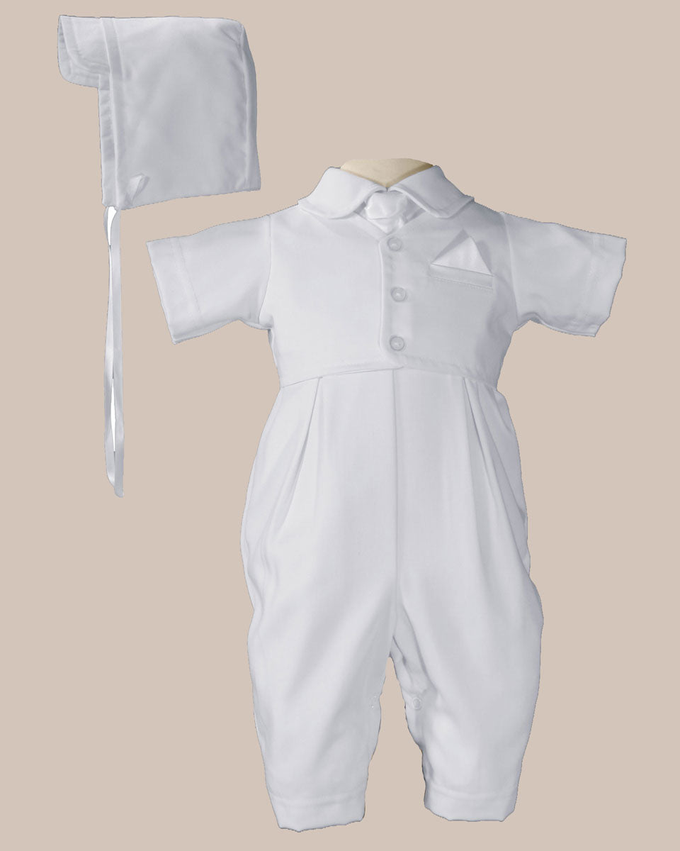 Baptism Boy Outfit - BB108