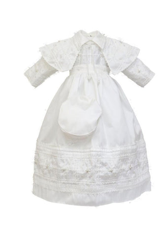 Baptism boys outfit-P-BB137
