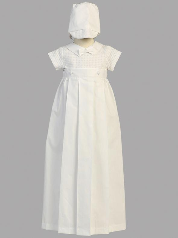 Baptism Boy Gown - BB67