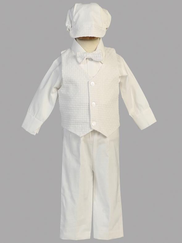 Baptism Boys Outfit - BB45