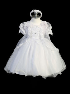 Baptism Girls Dress - BG91