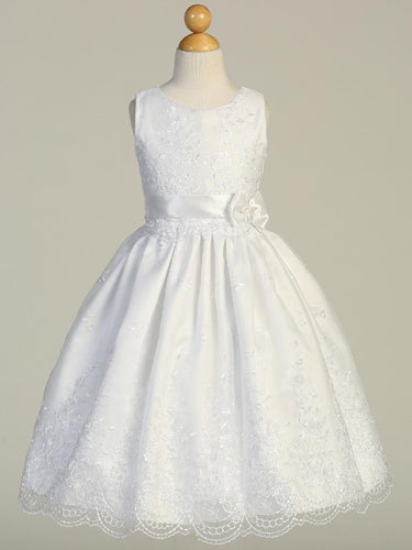 Girls Communion Dress-FC39