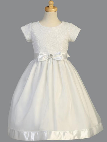 Girls Communion Dress - FC55
