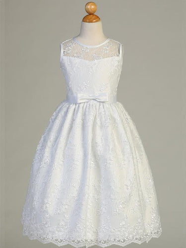 Girls Communion Dress - FC59