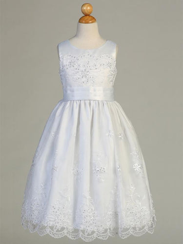 Girls Communion Dress - FC63