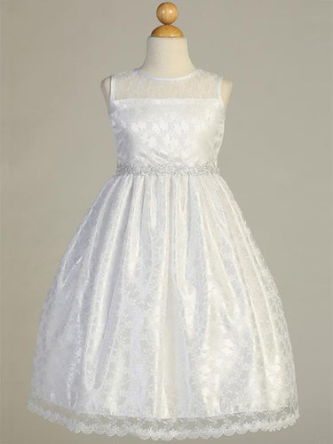 Girls Communion Dress - FC58