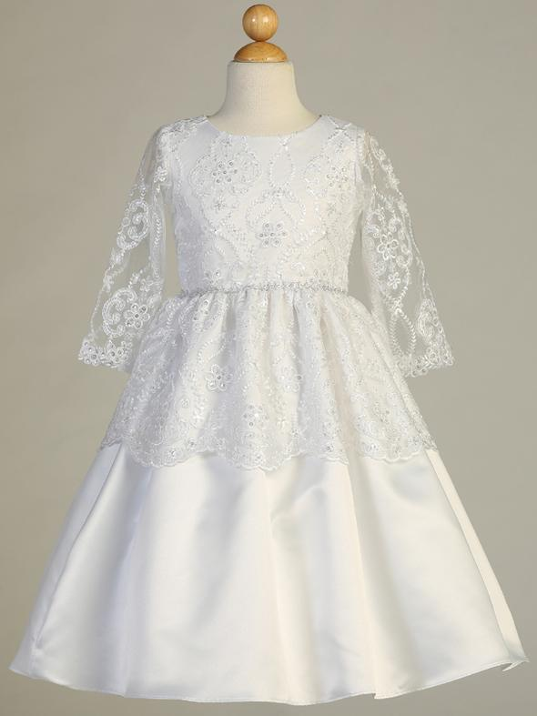 Girls Communion Dress - FC66