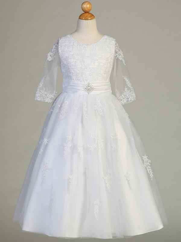 Girls Communion Dress - FC60