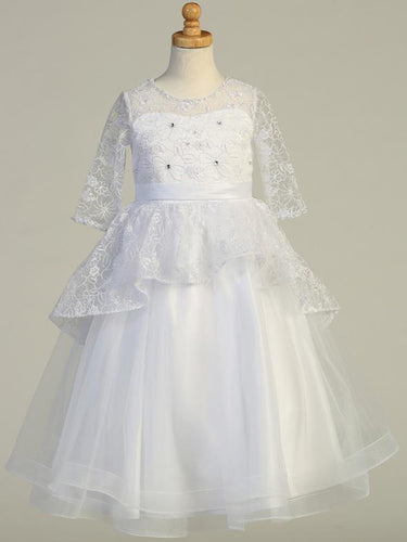 Girls Communion Dress - FC67