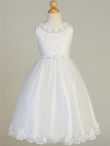 Girls Communion Dress - FC48