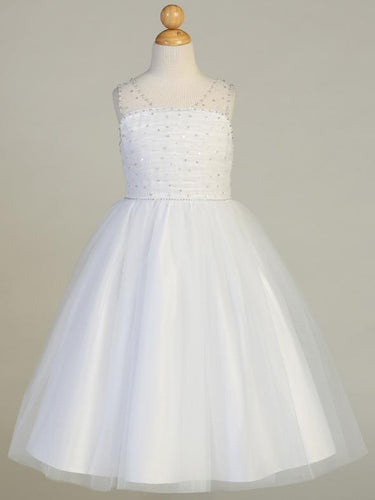 Girls Communion Dress - FC57