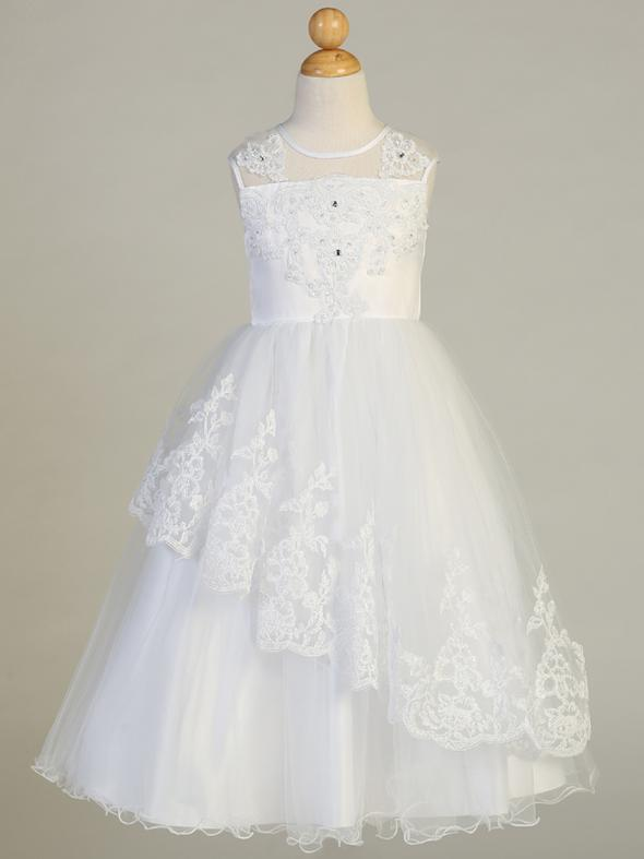Girls Communion Dress - FC52