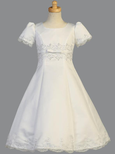 Girls Communion Dress - FC56