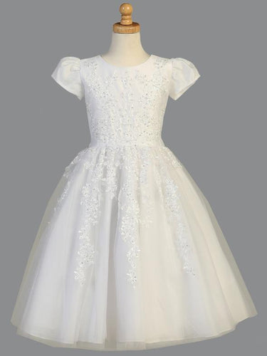Girls Communion Dress - FC61