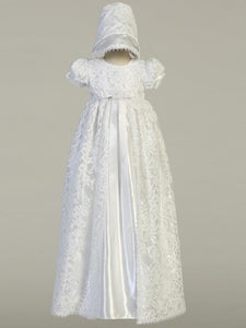 Baptism Girls Gowns - BG65