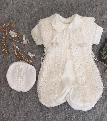 Baptism boys outfit-PR-BB133
