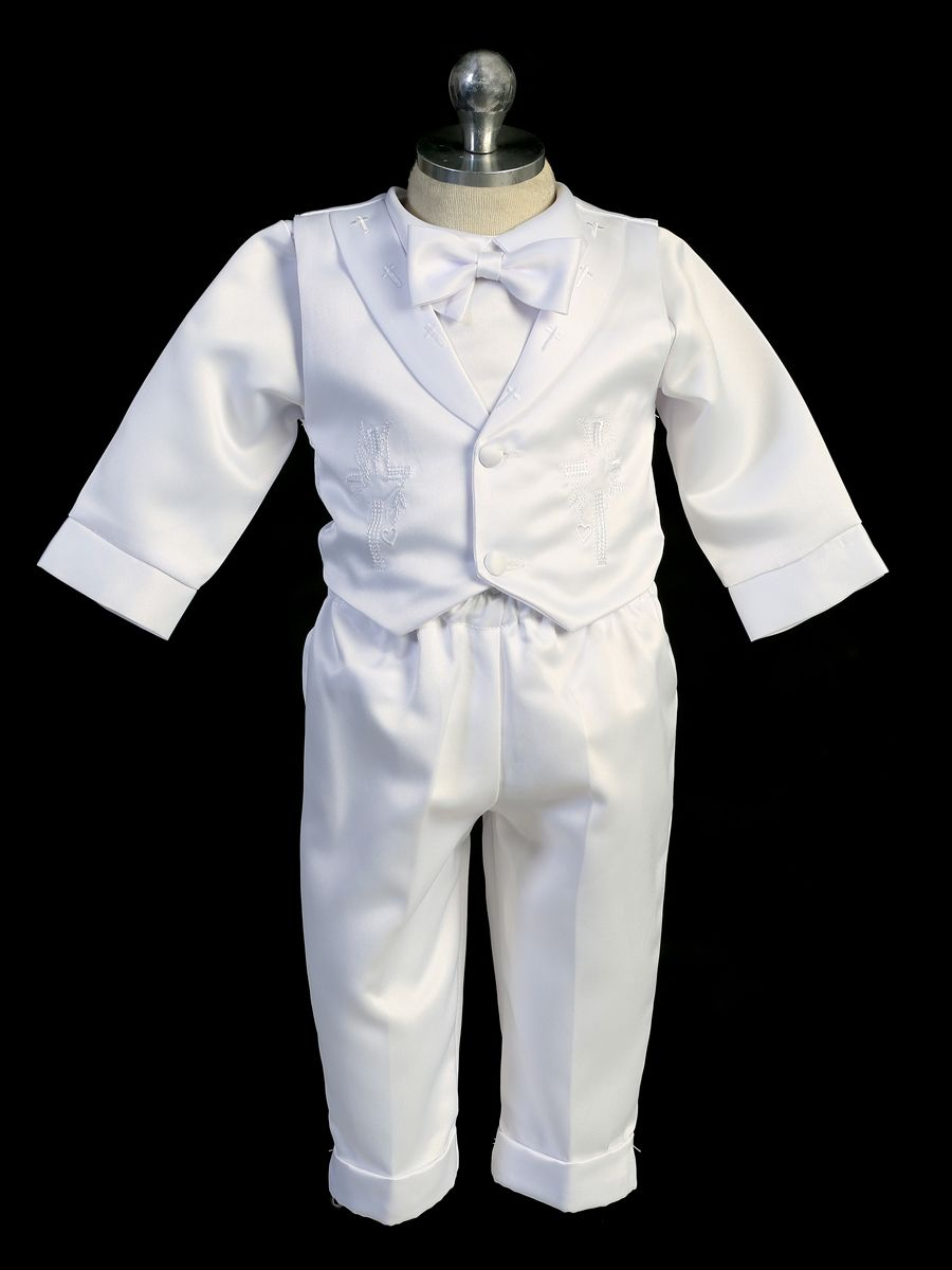 Baptism Boy Outfit - BB54
