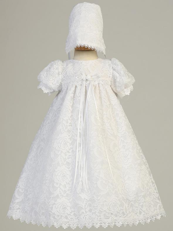Baptism Girls Gowns - BG66