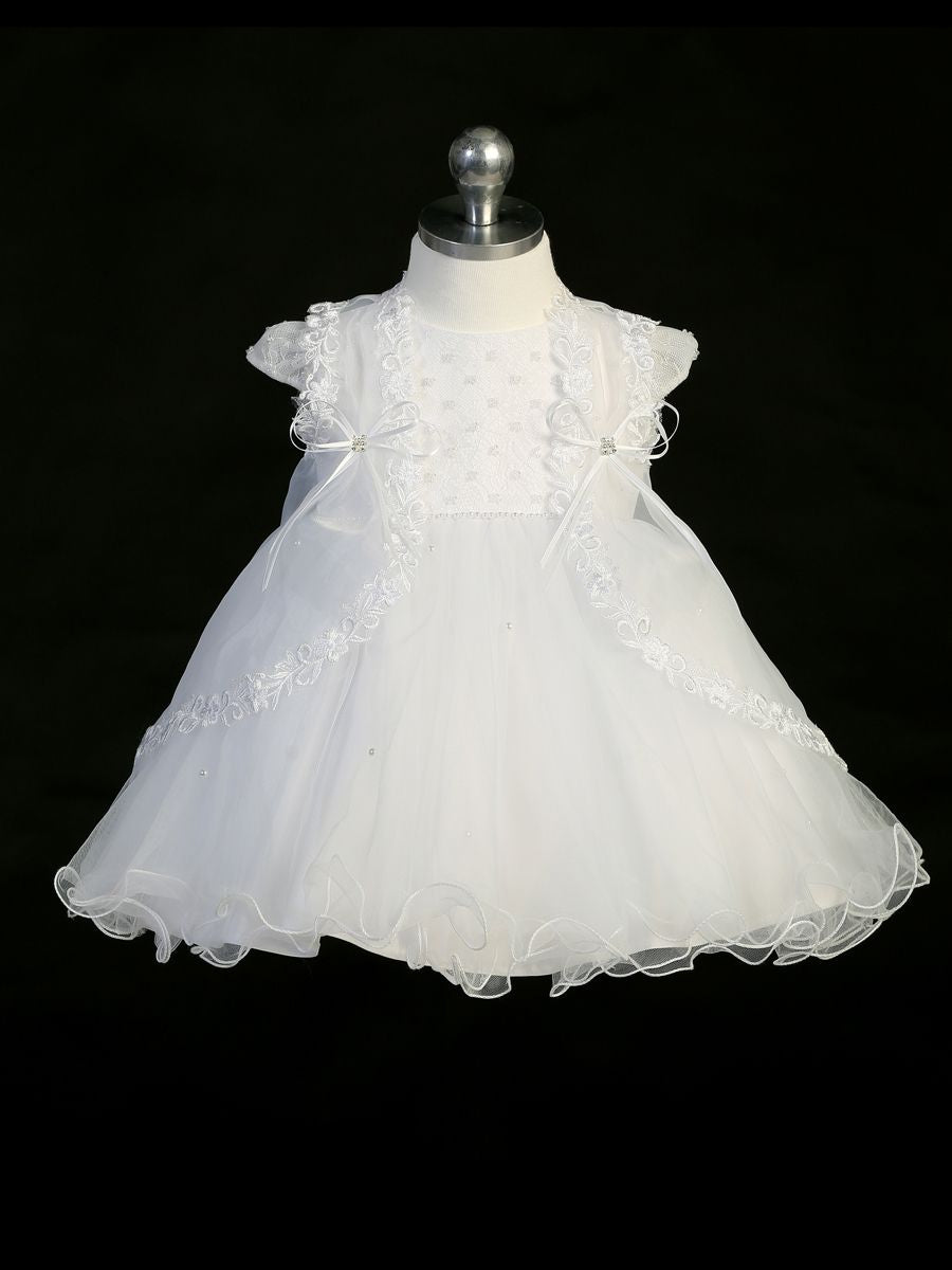 Baptism Girls Dress - BG89