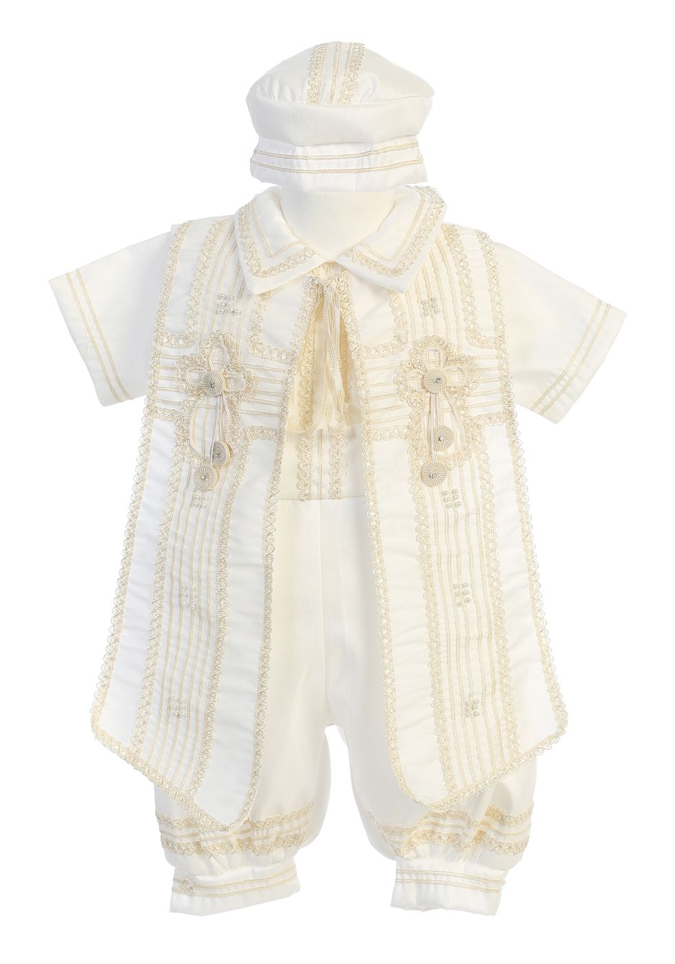 Baptism Boys Outfit - BB64