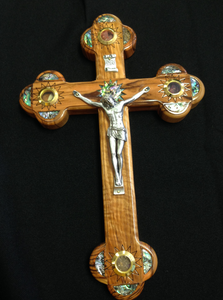 Olive Wood Cross - CG1