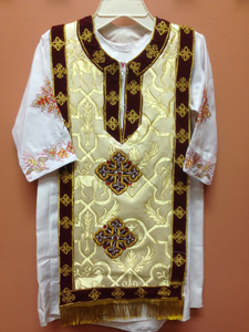 Baptism boys outfit-BB145