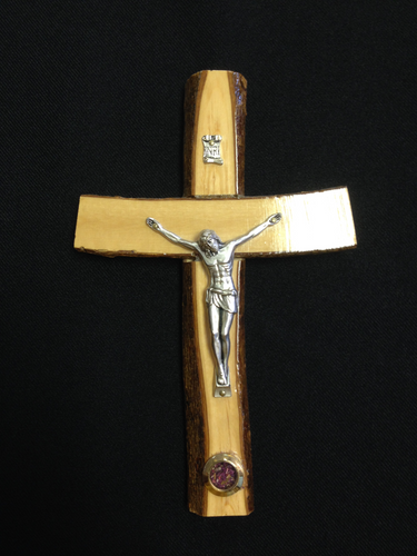 Olive Wood Cross - CG4