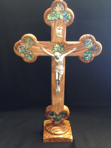 Olive Wood Cross - CG7