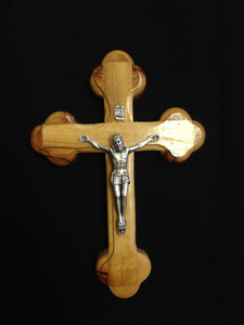 Olive Wood Cross - CG5