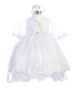 Baptism Girls Dress - BG78