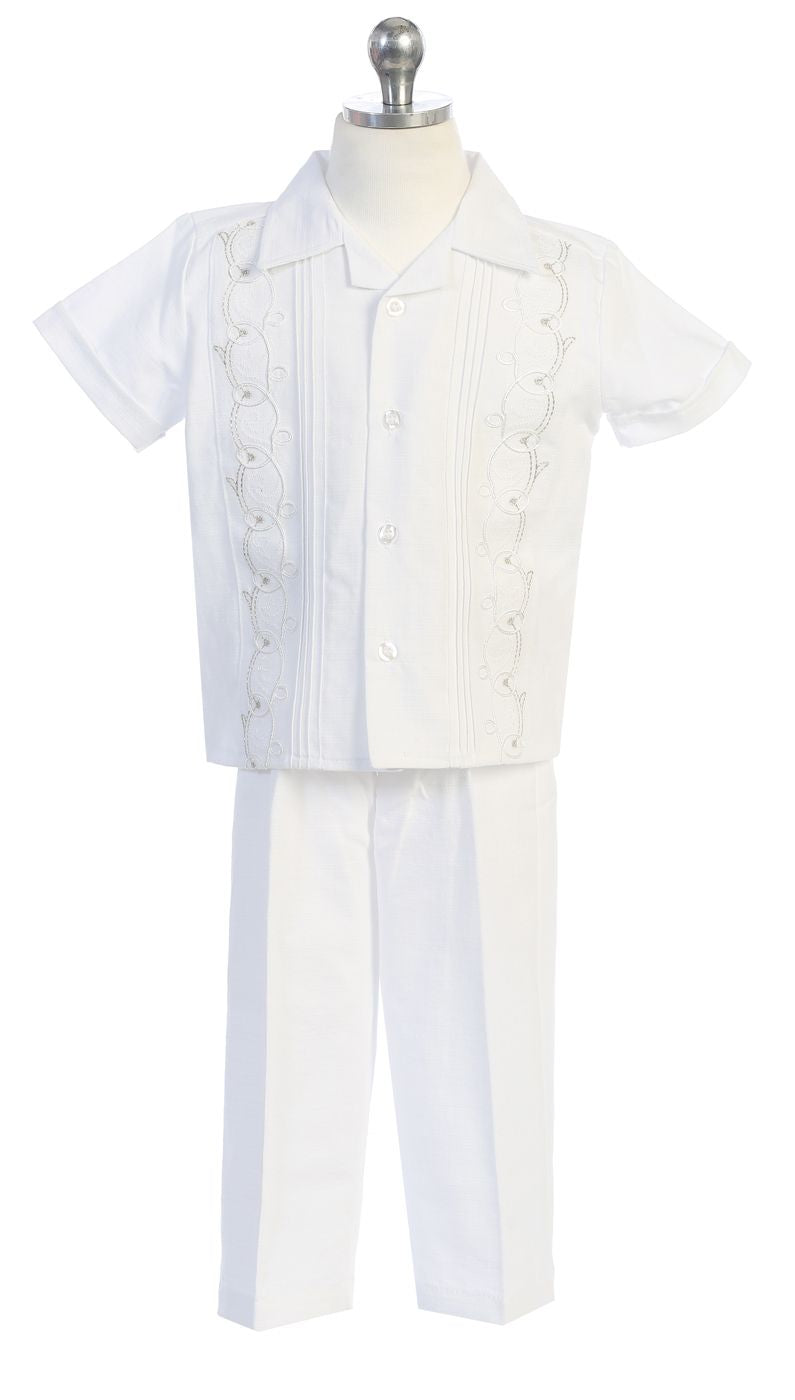 Baptism Boys Outfit - BB61
