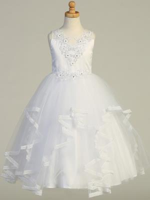Girls Communion Dress - FC1