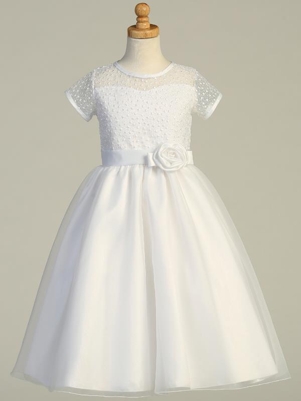 Girls Communion Dress - FC2