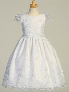Girls Communion Dress - FC3