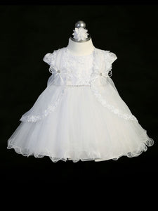 Baptism Girls Dress - BG87