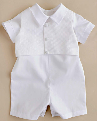 Baptism Boy Outfit - BB116