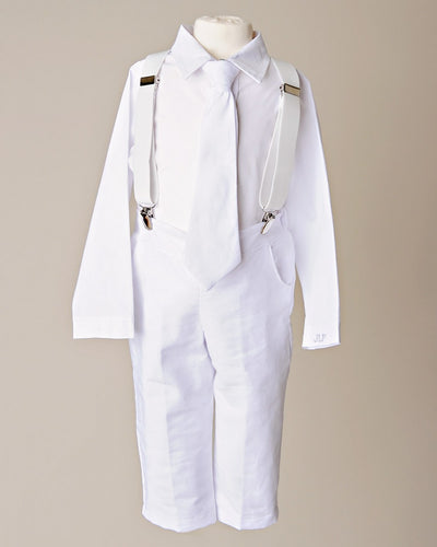 Baptism boy's outfit-BB124