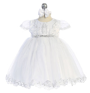Baptism Girls Dress - BG74