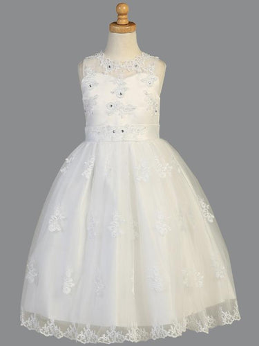 Girls Communion Dress - FC62
