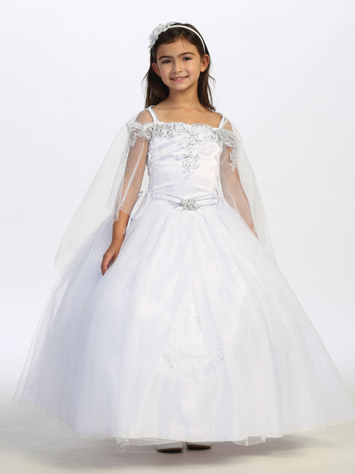 Girls Communion Dress - FC25