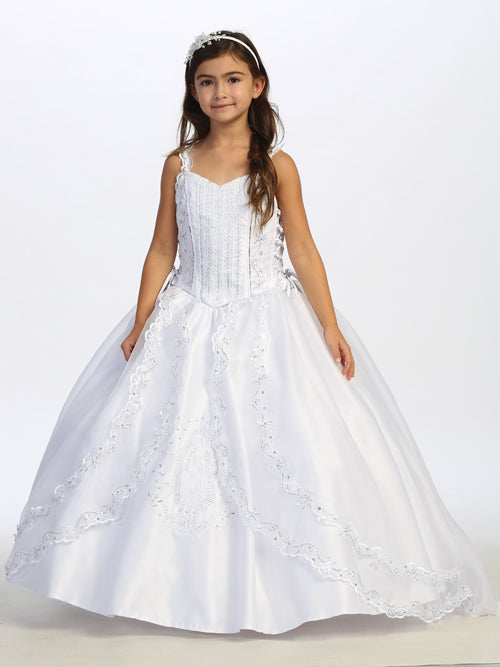 Girls Communion Dress - FC26