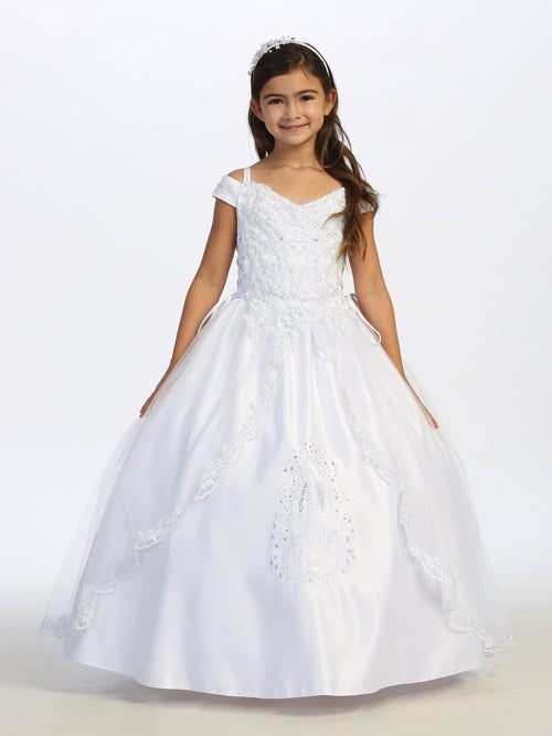 Girls Communion Dress - FC29